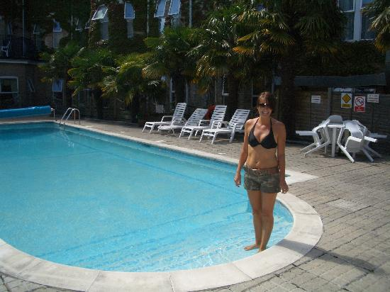 Best Western Plus The Connaught Hotel: By the Pool