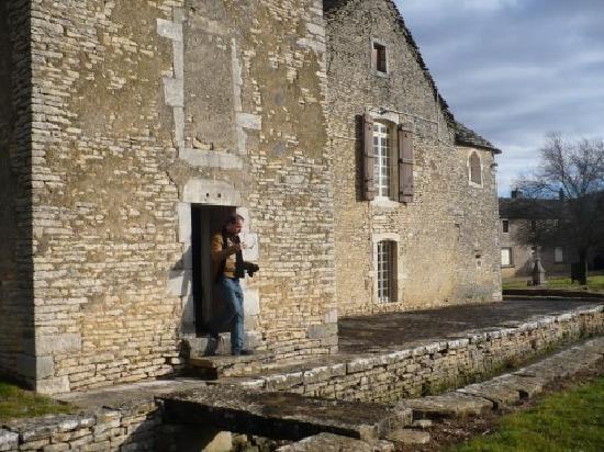 Domaine du Moulin aux Moines: Office