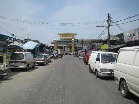 Kukup Town