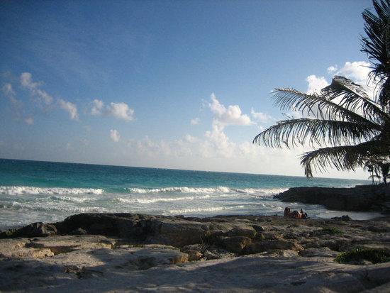 Punta Allen, Mexico: beach