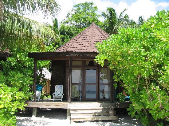 Komandoo Maldives Island Resort: Our room