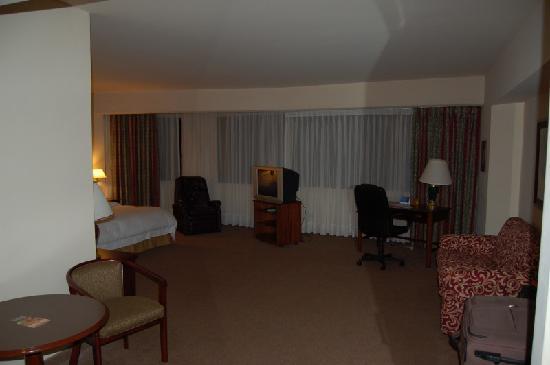 Crowne Plaza Lima: Room