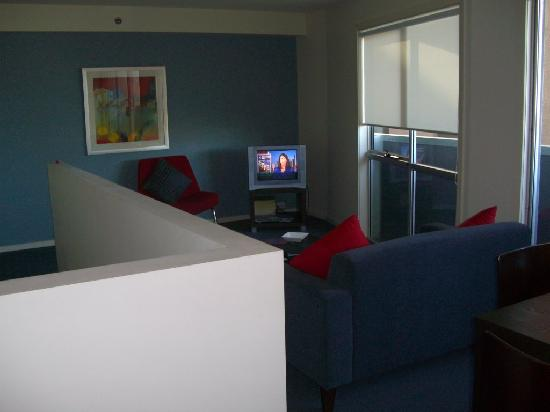 Plum Serviced Apartments Collins Street: Lounge