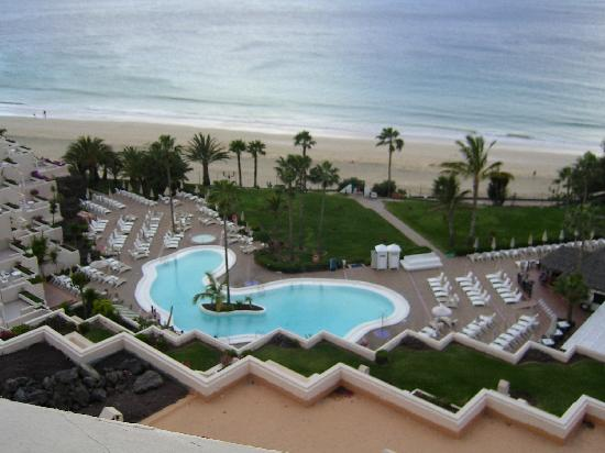 TUI Sensimar Calypso Resort & Spa: The view from my balcony