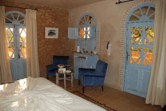 La Sultana Oualidia: Standard Junior Suite - Sitting Area