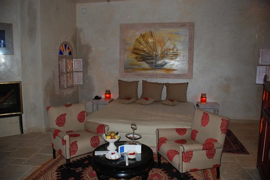 La Sultana Oualidia: Premium Junior Suite - Bedroom