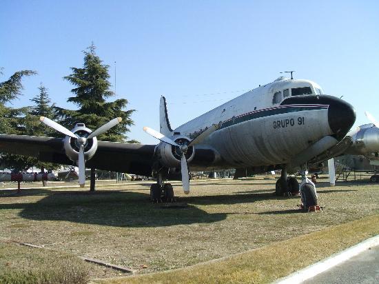 Resultado de imagen de museo del aire