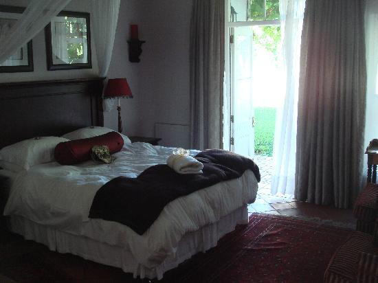 Soverby Guest House : the honeymoon suite