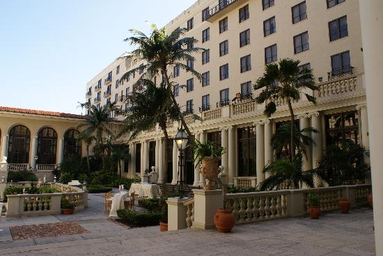 The Breakers : L'extérieur de l'hôtel