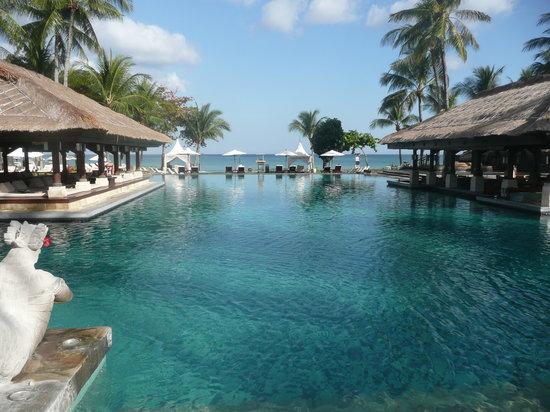 INTERCONTINENTAL Bali Resort: Main pool