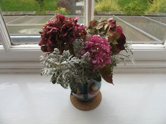 Bowers Hill Farm B&B: beautiful flowers