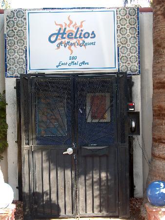 Helios: Helio's Front Gate