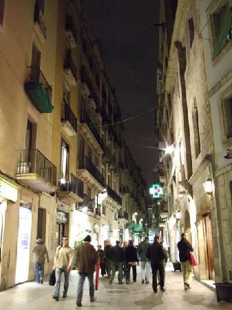 Barcelona, España: gothic quarter