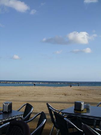 Barcelona, España: beach