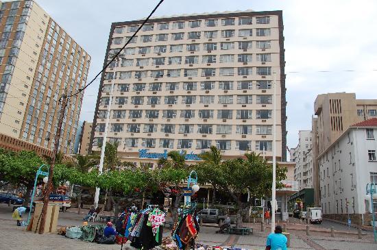 The Beach Hotel Durban Picture Of Gooderson Beach Hotel Durban