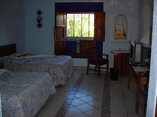 Catavina, Mexico: Double room