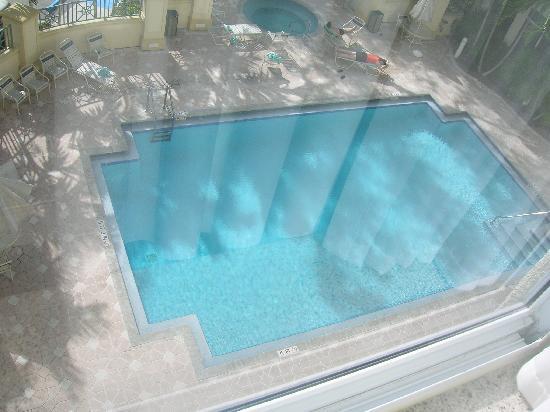 Hilton Garden Inn Ft. Lauderdale Airport-Cruise Port: Pool