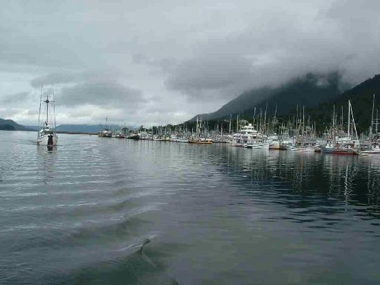 sitka Harbor