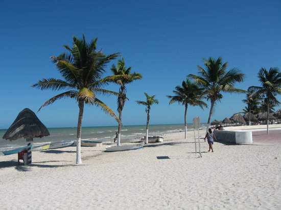 Progreso, Mexiko: progresso beach