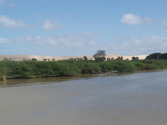 Camocim, CE: il paesaggio