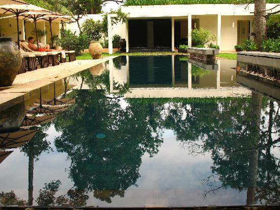 FCC Angkor: the infinity pool