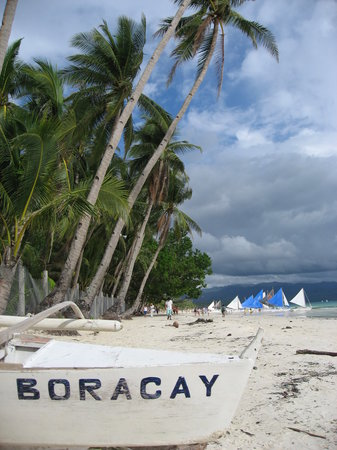 Boracay, Filipiny: postcard perfect!
