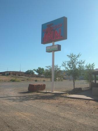 Hat Rock Inn: cartello