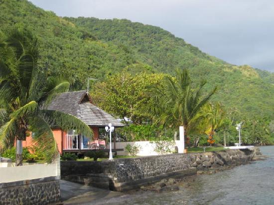 Hiti Moana Villa : cabin again