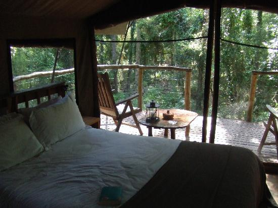 Paperbark Camp: Double room