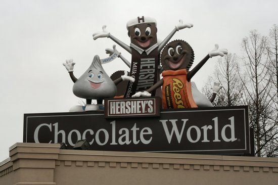 Lastminute hotels in Hershey