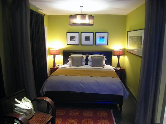 Hotel Cote Cour Beijing: Bedroom (