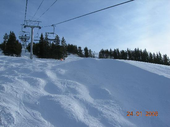 Panorama Mountain Resort: slopes