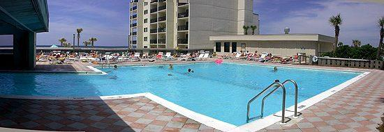 Pinnacle Port Vacation Als The Heated Pool