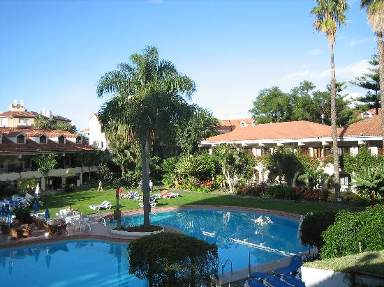Parque San Antonio: Vista desde el restaurante