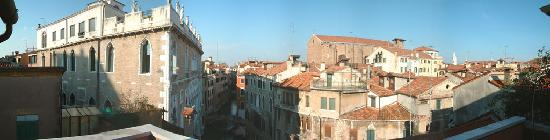 Locanda delle Acque: our best view form the balcony