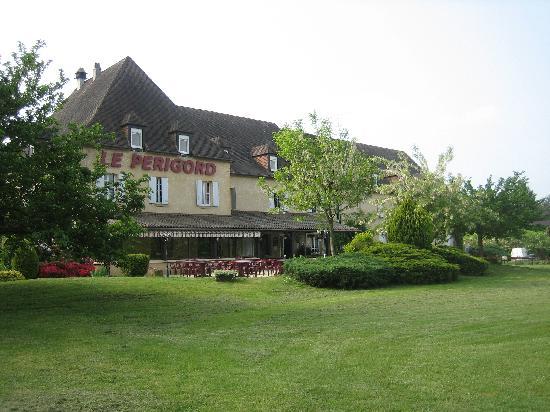 Hôtel le Périgord : Front of House