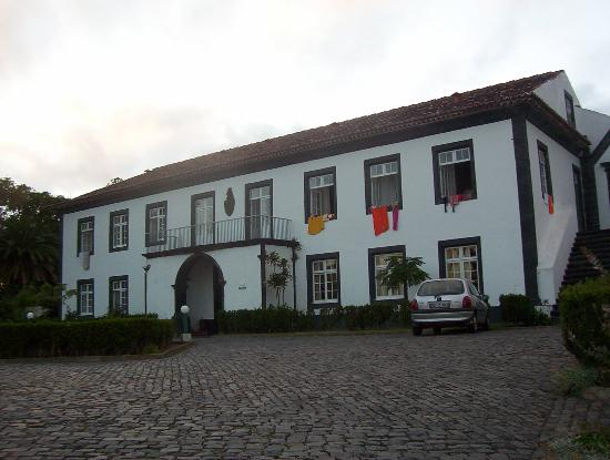 Youth Hostel of Ponta Delgada: front of the hostel