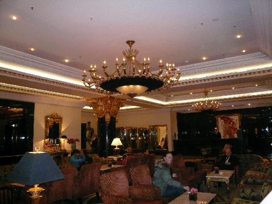 The Ritz-Carlton, Moscow: Lobby of Ritz Carlton