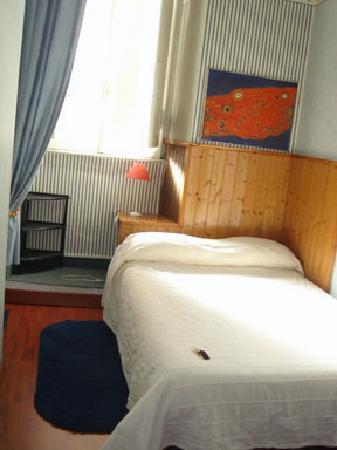 Hotel Boccaccio Room