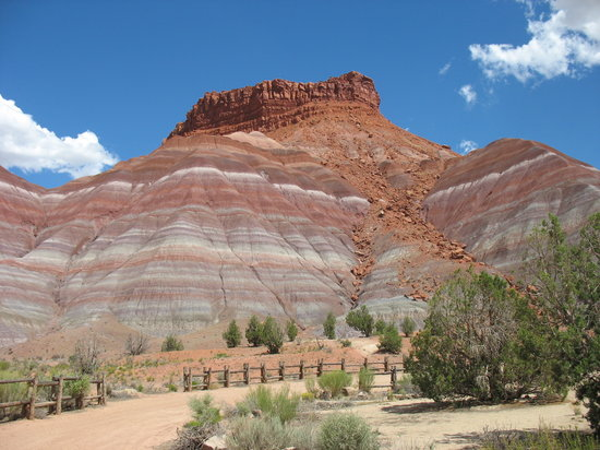 Kanab, UT: Excellent scenery - lots of old Westerns