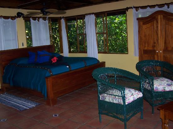 La Paloma Lodge: Inside of our rancho