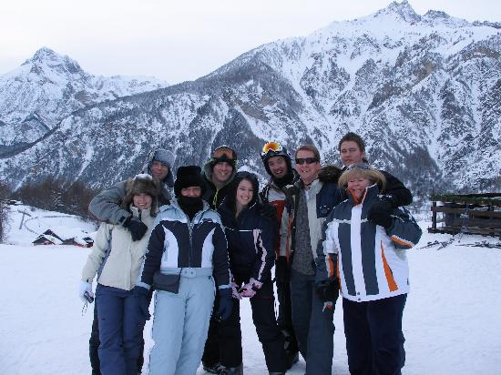 Bardonecchia, Italia: great place for meeting new friends