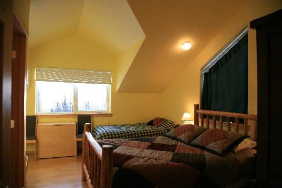 Grand View Bed & Breakfast: Each room has an expansive view of the valley below.