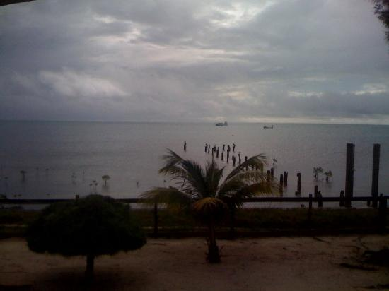 Shirley's Guest House: View from private cabin