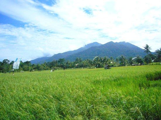 Sematan Village