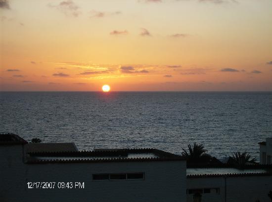 Morasol Atlantico: sonnen auf gang