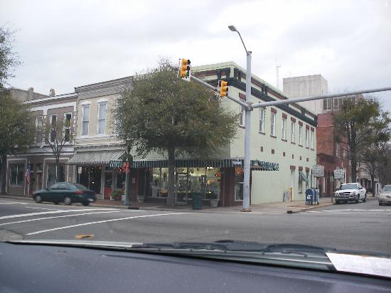 Tarboro, Carolina del Norte: Downtown Main ST