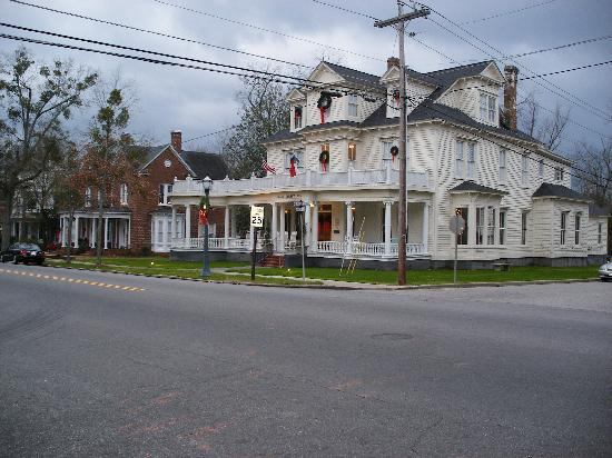 Tarboro, Carolina do Norte: Main Street Inn