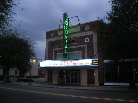 Tarboro, Kuzey Carolina: Movie House