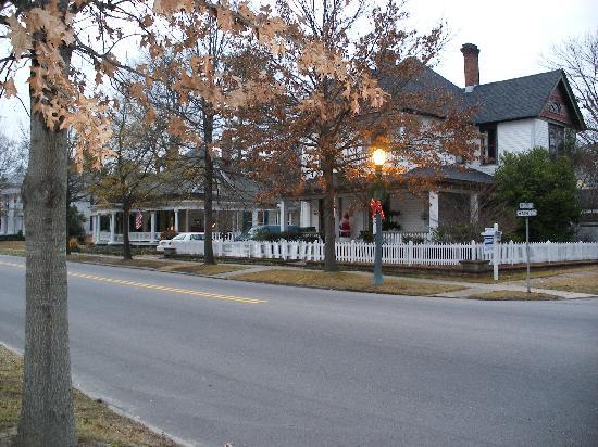 Tarboro, Carolina del Nord: Main Street